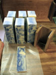 Superior Herbals processing soap